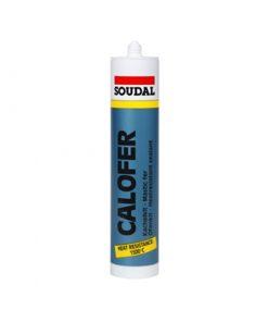 Calofer é uma pasta de selagem de alta qualidade à base de silicato de sódio.