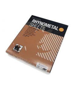 folha de lixa Rhynometal P40