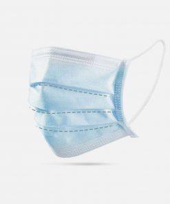 Máscaras Cirúrgicas de proteção (50 unidades)