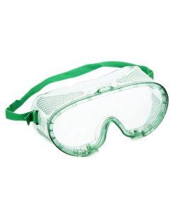 Óculos com proteção lateral