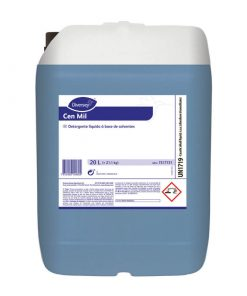 Detergente líquido de manutenção industrial