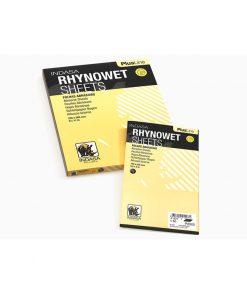Folha de lixa Rhynowet